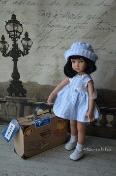 Не прошло и года. Эпизод 3 . Lana Dobbs / Другие коллекционные куклы / Бэйбики. Куклы фото. Одежда для кукол
