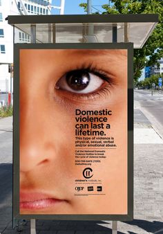 Domestic Violence Awareness Campaign in Los Angeles - http://www.thehotline.org/