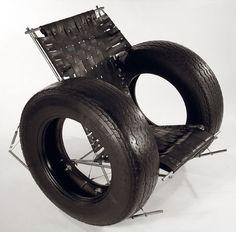 Další nábytek z pneumatik :-)  www.pneumatiky.cz