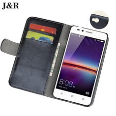 >> Click to Buy << J&R Wallet Case For Huawei Y5 II Y5II Leather Case For Huawei Y5 ii Y5 2 Cover 5.0 Inch Stand Mobile Phone Bags & Case Card Slot #Affiliate