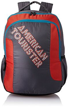 Buy  1  American Tourister 27 Ltrs Grey Casual Backpack (AMT CRUNK 2017 BKPK 040b37e4a885c