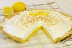 Tarte au citron meringuée sans gluten - Sunny Délices