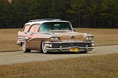 '58 Buick wagon