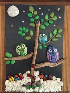 32 Awesome Cute Rock Painting Design Ideas – Art – Art is my life. Pebble Painting, Pebble Art, Stone Painting, Diy Painting, Pottery Painting, Ceramic Painting, Rock Painting Ideas Easy, Rock Painting Designs, Paint Designs
