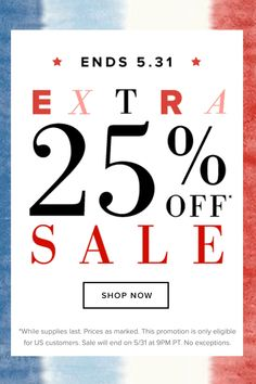 macy's sale on memorial day
