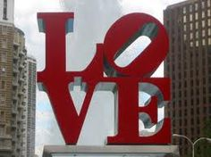 Philadelphia Love Statue, Love Park, Oh The Places You'll Go, Places Ive Been, Places To Travel, Places To Visit, Philadelphia Pa, Brotherly Love, Live