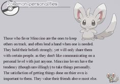 This is me, but Mincicco isn't my favourite.