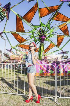 Suicide at the Fair 2 #PhotosByIreland #Photography #Fair #Festival #Heels #Tattoos #BlueJeans #SledFlyer