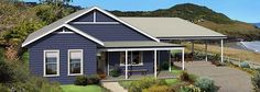 The Yarra Facade - Paal Kit Homes offer easy to build steel frame kit homes for the owner builder and have display / sale centres in Sydney NSW, Melbourne VIC, Brisbane QLD, Townsville NTH QLD, Perth WA.