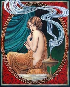 The Charms of Ishtar. By Emily Balivet. #goddess