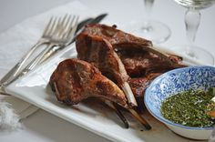 Mint sauce for lamb | Jamie Oliver