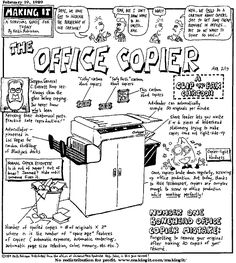 Seem Familiar? For help with you copier, call Digital Office Systems at Work Funnies, Work Humor, Office Humour, Tech Humor, Office Essentials, Stapler, Man Humor, Cas, Fun Stuff