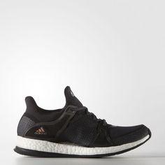 buy popular 3e40e 11163 Pure Boost X Training Shoes - Black Adidas Boost, Womens Training Shoes,  Nike,