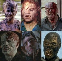 FACES OF JASON VOORHEES PART 1 Scary Movie Characters, Scary Movies, Horror Icons, Horror Films, Arte Horror, Horror Art, Jason Voorhees Wallpaper, Jason Friday, Slasher Movies