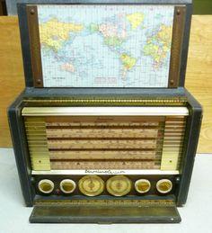 Stromberg Carlson Shortwave Radio Portable