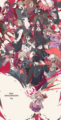 New DanganRonpa V3 Killing Harmony