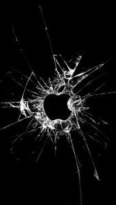 Broken iPhone 5 HD Wallpaper Free Download