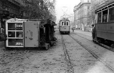 Budapest Hungarian Uprising 1956 by Micheal Rougier Cities In Europe, Central Europe, Life Pictures, Old Pictures, Back In Time, Picture Collection, Capital City, Historical Photos, Great Places