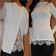 P.S. I Love You More Boutique | Touch of Lace Top | Spring Summer Fall Winter Fashion www.psiloveyoumoreboutique.com
