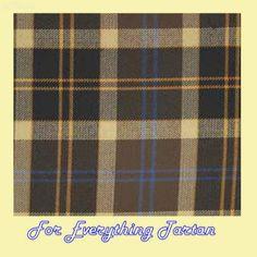 Cladish Tartan 11oz Polycotton Plaid Fabric Double Width by JMB7339 - $55.00