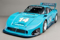 This car, a 1981 Kremer Porsche 935 K4 IMSA GTP, is a K4 - the zenith of Porsche 935 development. It's up for sale at Canepa.