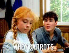 "Before flirting terribly by insulting her and getting a slate broken over his head. | 25 Times Gilbert Blythe From ""Anne Of Green Gables"" Melted Your Heart"