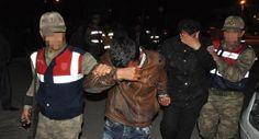 Sınırda 10 IŞİD Üyesi Yakalandı - kureselajans.com-İslami Haber Medyası
