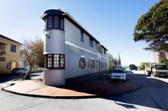 NN This is one of many beautiful buildings that you will experience on the Donkin Heritage Trail. Port Elizabeth, Nelson Mandela, Beautiful Buildings, Eccentric, Bed And Breakfast, South Africa, Traveling By Yourself, Cape, Trail