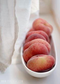 Peaches | Pure Vegetarian by Lakshmi