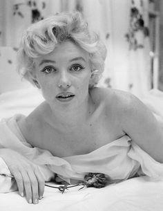 Marilyn Monroe (1956).