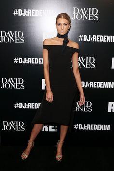 RE: Denim For David Jones - Launch Party - Celebrity Fashion Trends
