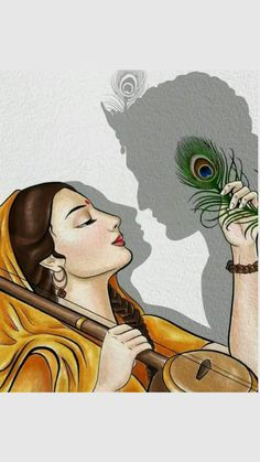 Art Drawings Beautiful, Art Drawings Sketches Simple, Cute Drawings, Art Painting Gallery, Canvas Painting Designs, Watercolor Painting Techniques, Mandala Art Lesson, Oil Pastel Drawings, Indian Art Paintings