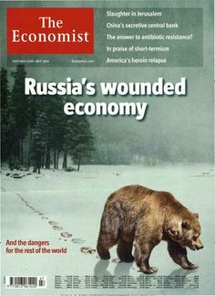 Russia's wounded economy. Gefunden in: THE ECONOMIST, Nr. 47/2014