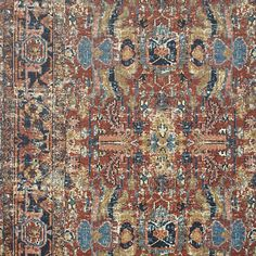 Old Taddington Rug – Jasper - West Village - Fabric - Products - Ralph Lauren Home - RalphLaurenHome.com
