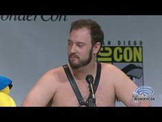 This Is the End: Seth Rogen and Evan Goldberg WonderCon Panel Interview 6 --  -- http://wtch.it/aJzwa