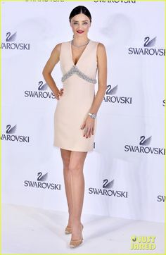 Miranda Kerr Launches Swarovski Jewelry Collection In Tokyo!