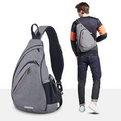 One Shoulder Sling Backpack