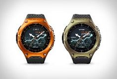 Casio have recently presented their first-ever smartwatch, the Casio Outdoor Smartwatch WSD-F10. The rugged Android Wear timepiece is firmly aimed at the outdoors, it features a super tough military … _ 아웃도어 하지도 않으면서 맨날 아웃도어만 찾고있음