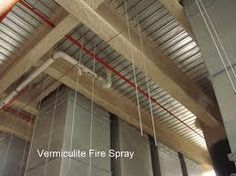Cool Vermiculite systems have been extensively tested with Fire Rating Levels of up to hours for