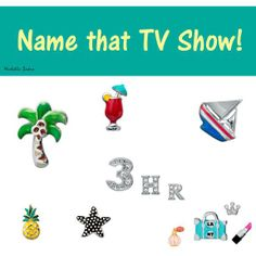 Name that TV show!! #OrigamiOwl Follow BRENDA STER on FB: http://www.facebook.com/charmedsuite