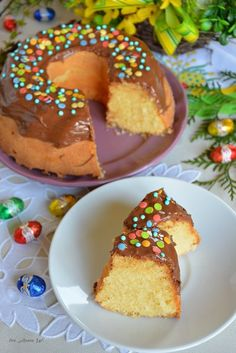 Babka ekspresowa (z 1 miski) Finger Food, Doughnut, Nutella, Cooking Recipes, Cake, Chef Recipes, Kuchen, Finger Foods