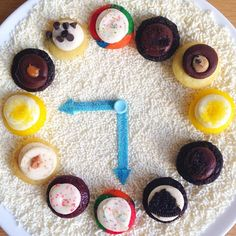 It's always time for #cupcakes
