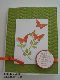 Bloomin Marvelous, Bitty Butterfly Punch #stampinup