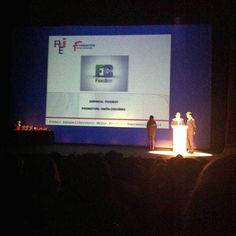 Premios AJE Asturias 2014 Sabadell Fisiobot