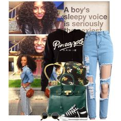 A fashion look from May 2014 featuring Converse sneakers and Hermès handbags. Browse and shop related looks.