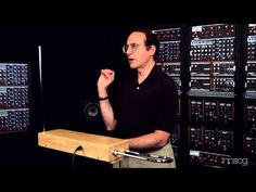 A Brief History of the Theremin | Albert Glinsky - YouTube