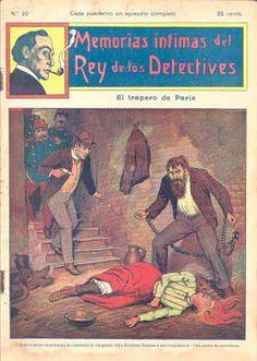 El trapero de París  | Novela policíaca