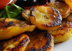 AIP Sweet Fried Plantains from 25 Epic Paleo Recipes with Plantain (GF, Paleo, AIP*)