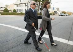 Blind etiquette: Six ways to be gracious around people with visual impairments