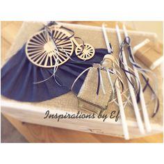 Βάπτιση... Διακόσμηση βάπτισης με θέμα τo vintage ποδήλατο... Λινάτσα και  navy blue jean...  baptism...christening...orthodox... decoration details ... βαπτιστικό πακέτο... λαμπάδα βάπτισης... Bucket Bag, Bags, Inspiration, Handbags, Biblical Inspiration, Bag, Inspirational, Totes, Inhalation